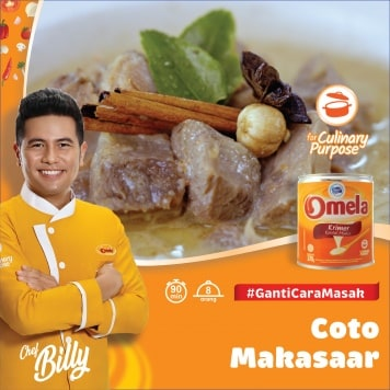 Coto Makasar Omela